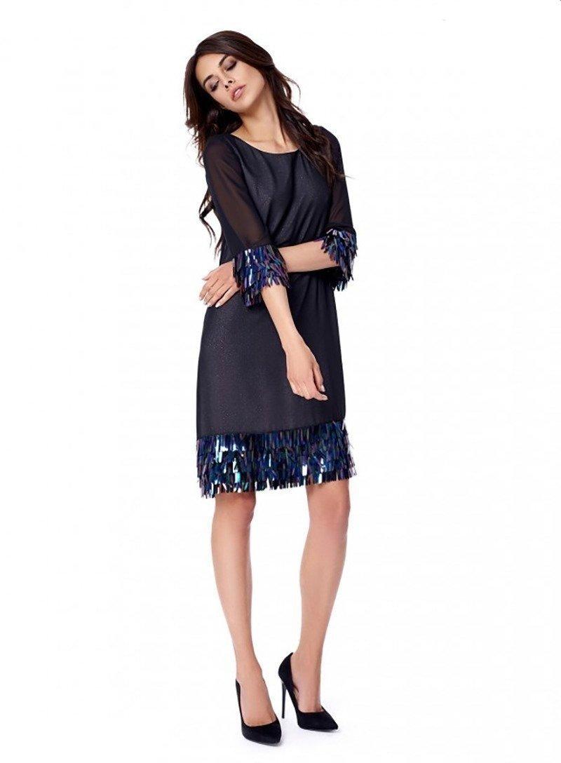 9a78162bd2 Sukienka z cekinami Aurora